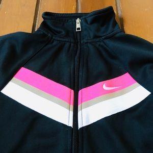 Nike Girls Trainer Zip Jacket Medium (8-10)